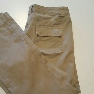 J. Crew chinos city fit. Classic twill. Sz. 12T